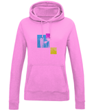 Surf Chill Ladies Hoodie
