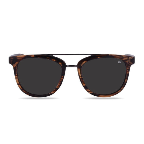 Nunkui Vintage Wood Sunglasses