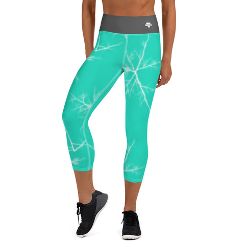 231 Lightning Green Leggings
