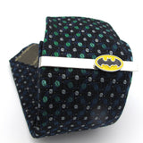 Batman Symbol Tie Bar