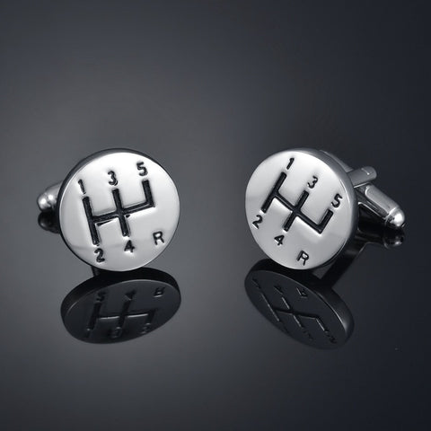 Gear Box Cufflinks