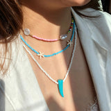 Bohemian Beach Necklace