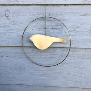 Bird Hoop Mobile - M13