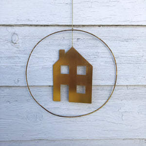 House Hoop Mobile - M16