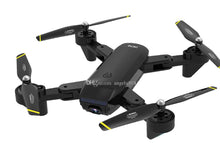 Load image into Gallery viewer, Sg700 folding UAV long aviation optical flow 4K professional HD dual camera aviation MV photography four axis plane p164