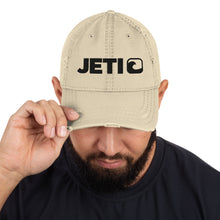 Load image into Gallery viewer, Khaki Distressed Dad Hat