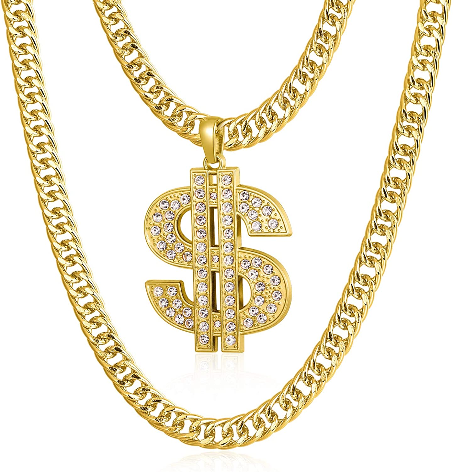 Dollar Pendant Chain
