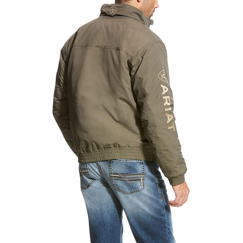Ariat Team Logo Insulated Jacket - 10023861