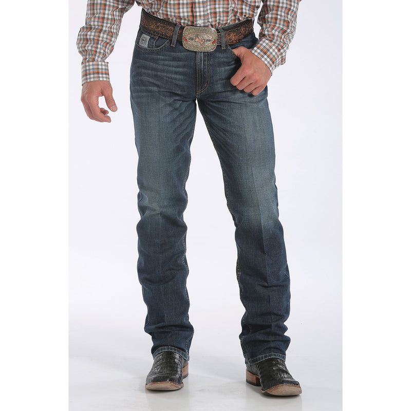 Cinch Men's Silver Label Performance Jeans - MB98034006-IND