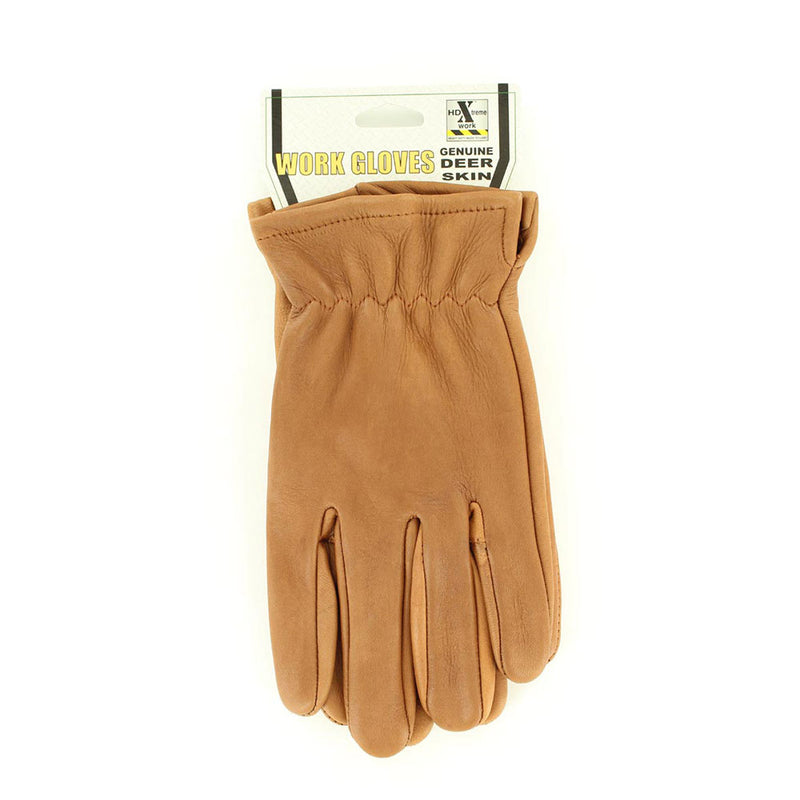 HDX Deerskin/Suede Trim Gloves - H2111537