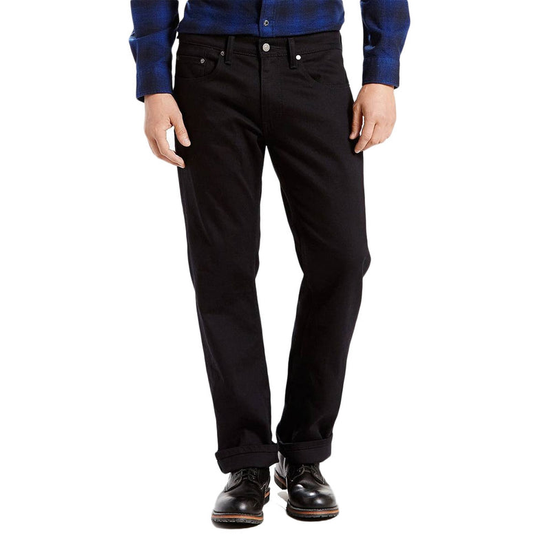 Levi's 559 Men's Relaxed Straight Fit Jeans - Black - 005590239
