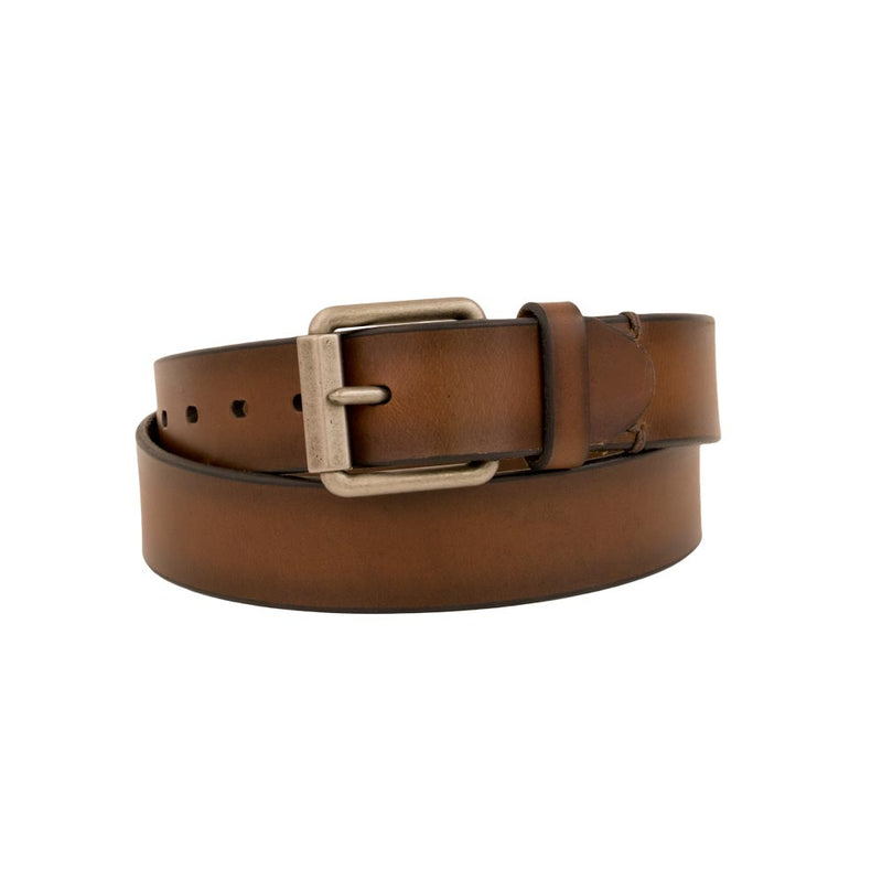 Levi's Casual Brown Smooth Leather Belt - 11LV02WG-BRN
