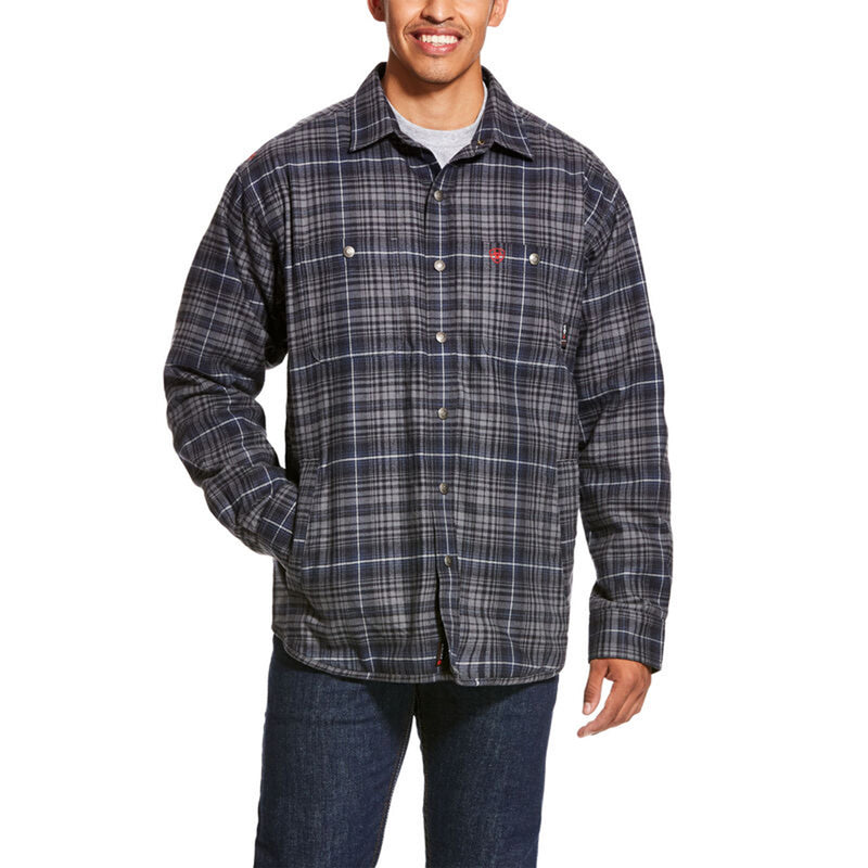 Ariat Mens FR Monument Shirt Jacket - 10027915