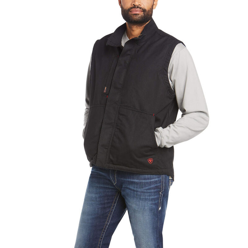 Ariat Mens FR Workhorse Insulated Vest -10024030