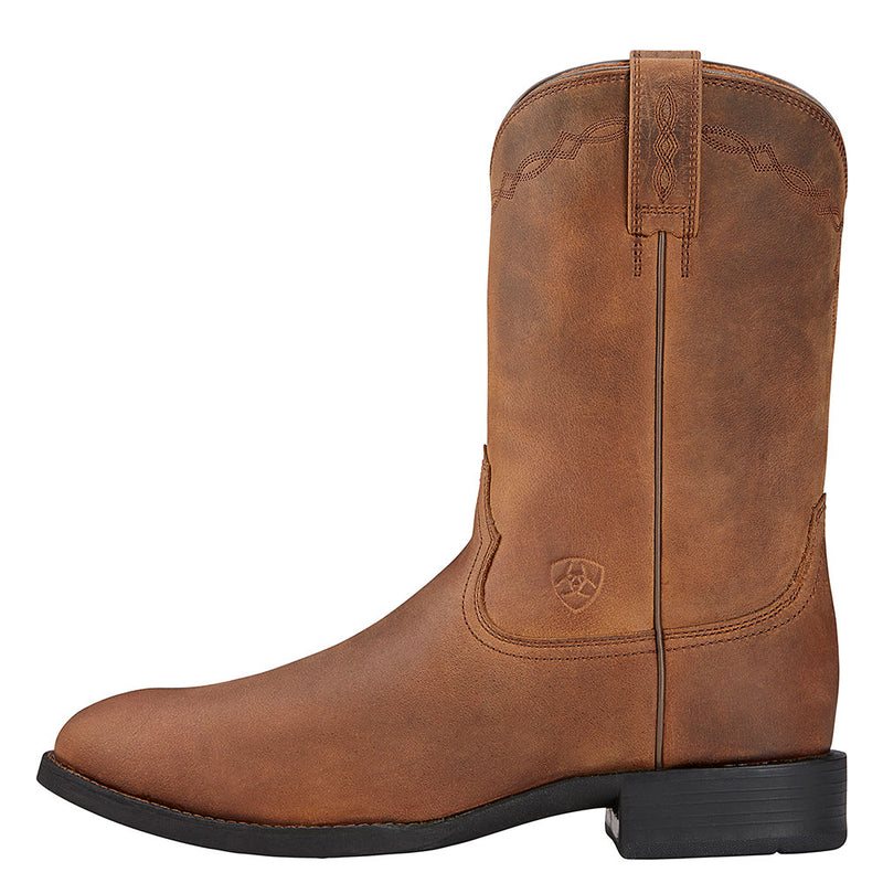 Ariat Mens Heritage Roper Western Boot - 10002284