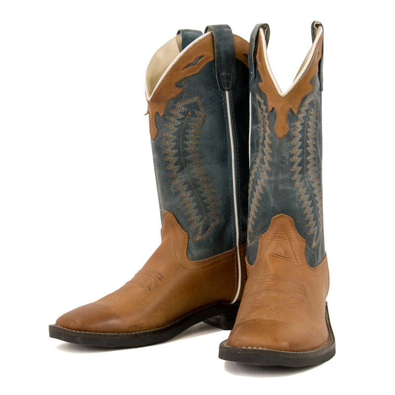 Old West Kids' Boots - BSY1872-BRNWD