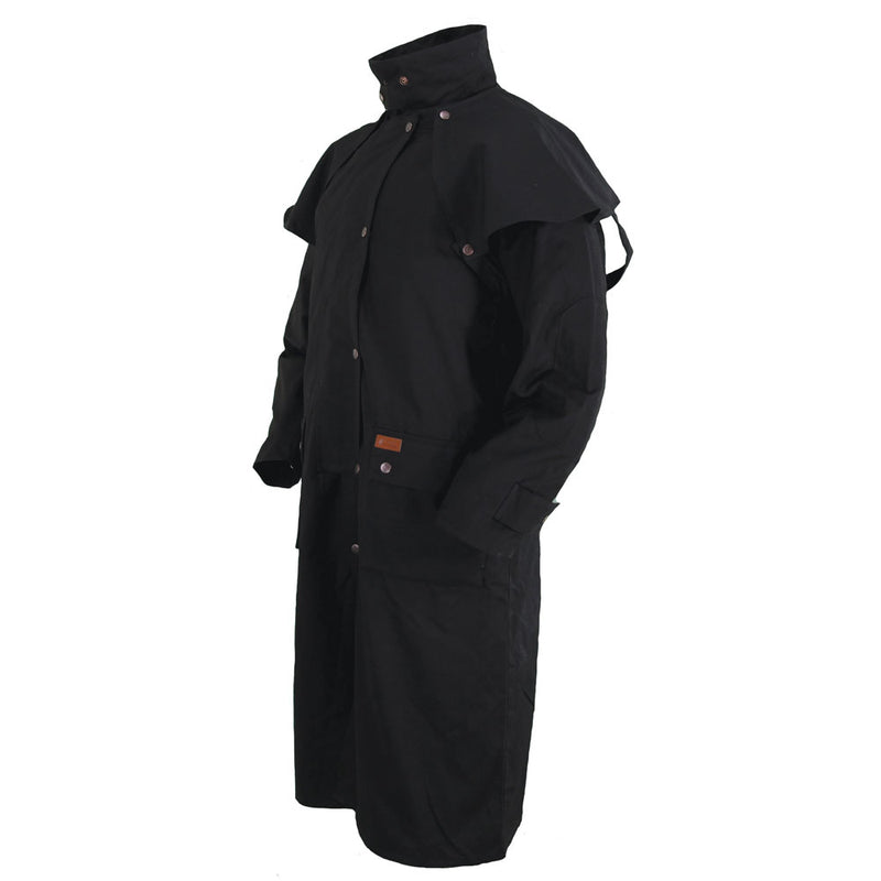 Outback Low Rider Duster - Black