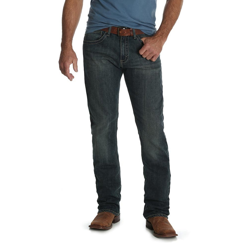 Wrangler Men's 20X Slim Straight Jeans - 44MWXMA