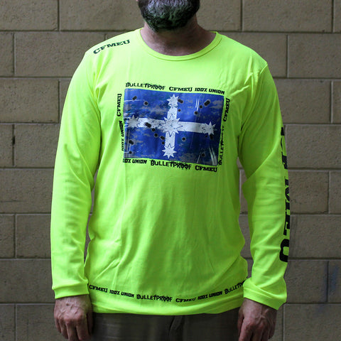 """BULLETPROOF"" HI-VIS LONG SLEEVE T-SHIRT"