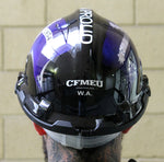 CFMEU BLACK HARD HAT