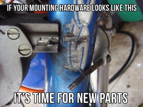 Studs, Mounts, and Chains: Why You Can't Keep Your Engine Mounted, and How to Fix It