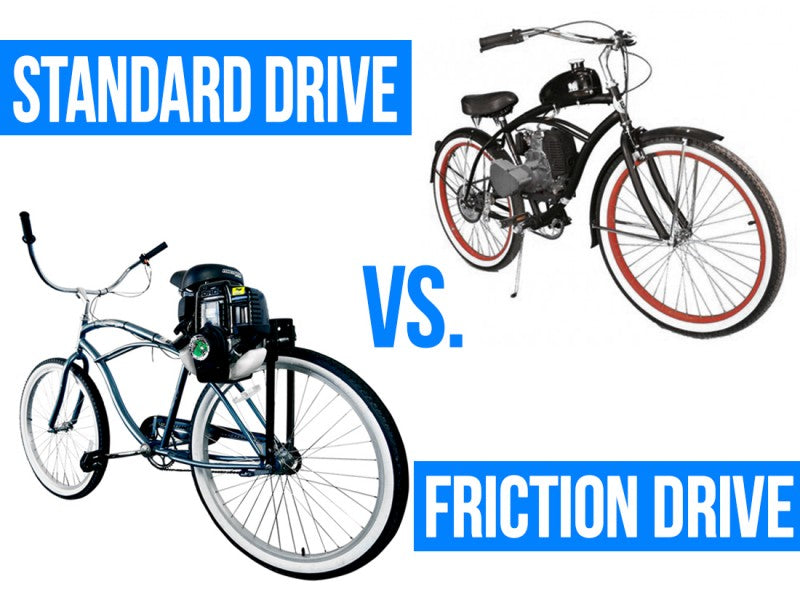 Friction Drive vs. Standard Drive: What Works Best For You?