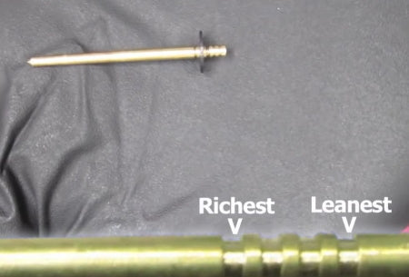 2-Stroke Carburetor Jet Needle Adjustment