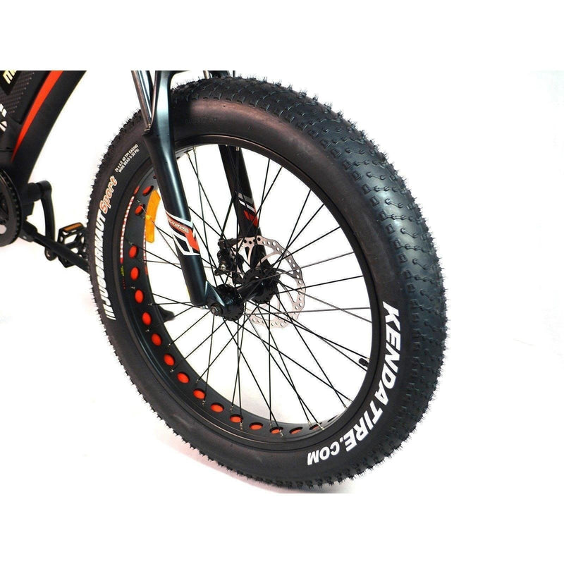 AddMotor 500W Motan M-850 Fat Tire front wheel