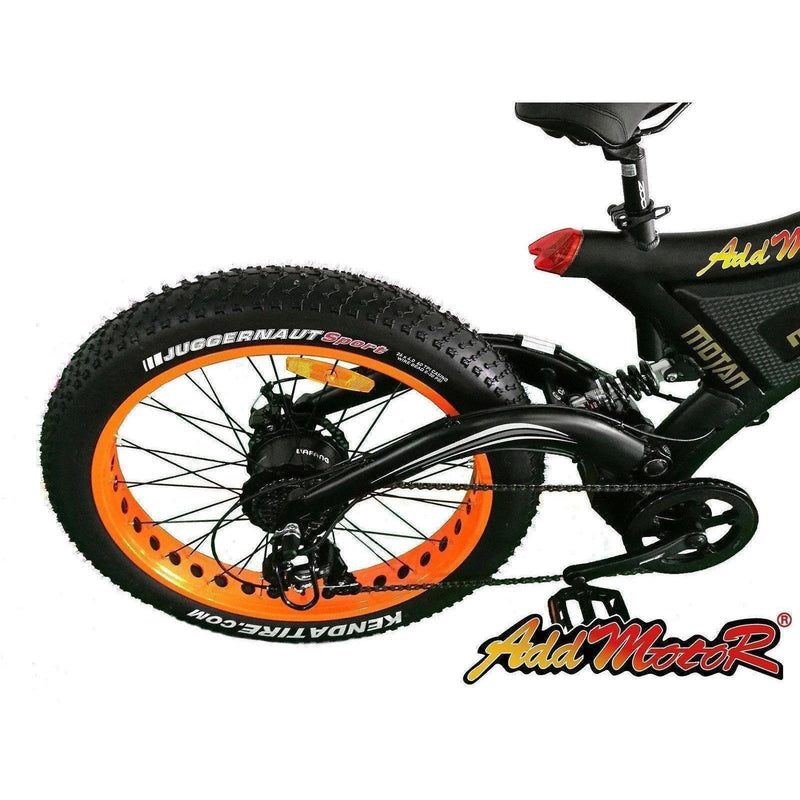 AddMotor 500W Motan M-850 Fat Tire rear wheel