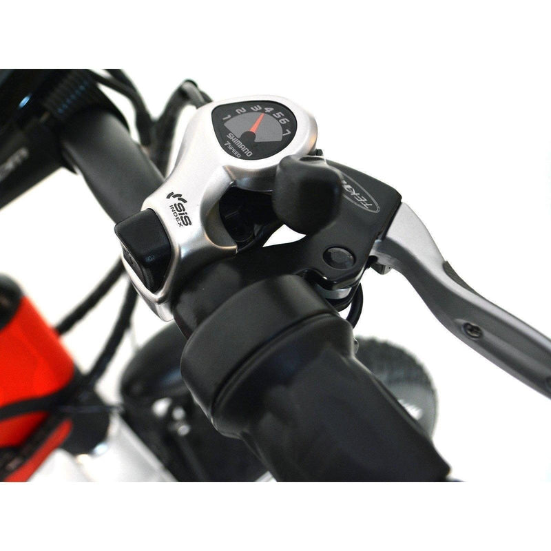 AddMotor 500W Motan M-850 Fat Tire shifter