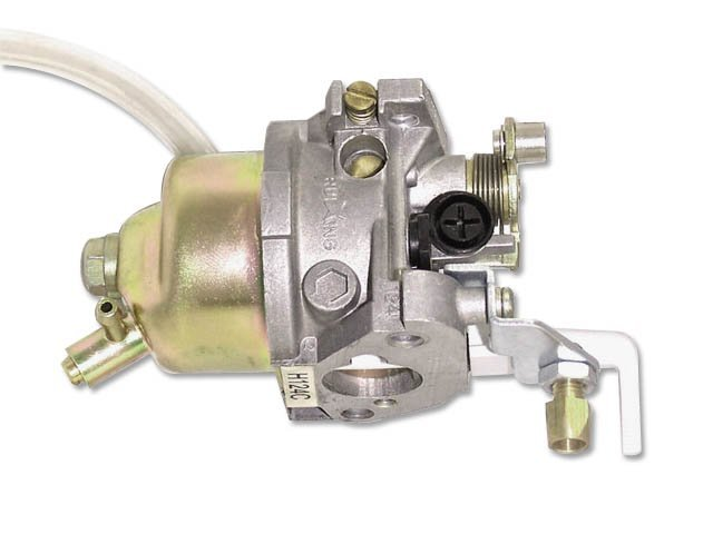 4-Stroke Carburetor - side