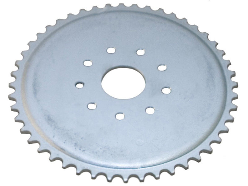 50 TOOTH SPROCKET - Top view