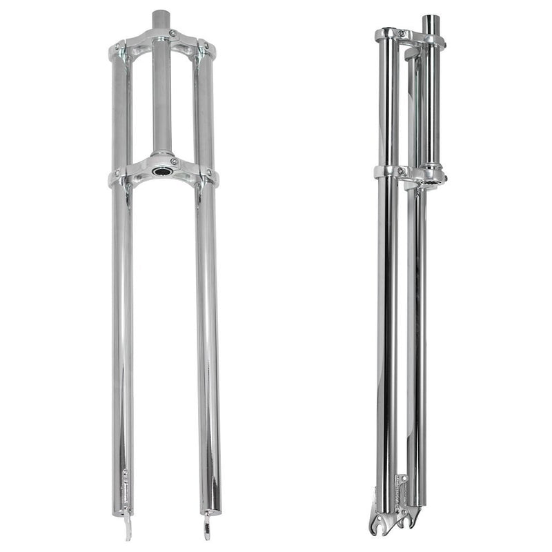 BBR Tuning 26 Inch Heavy Duty EXTRA LARGE Triple Tree Fork (33in)