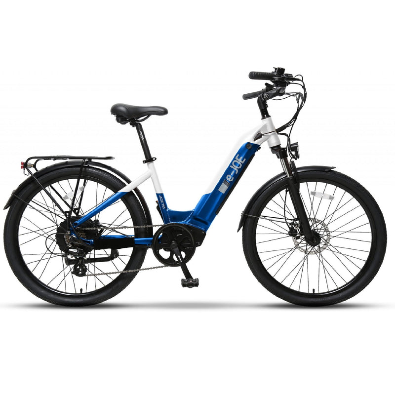 Electric Bike E-Joe Jade Blue Main