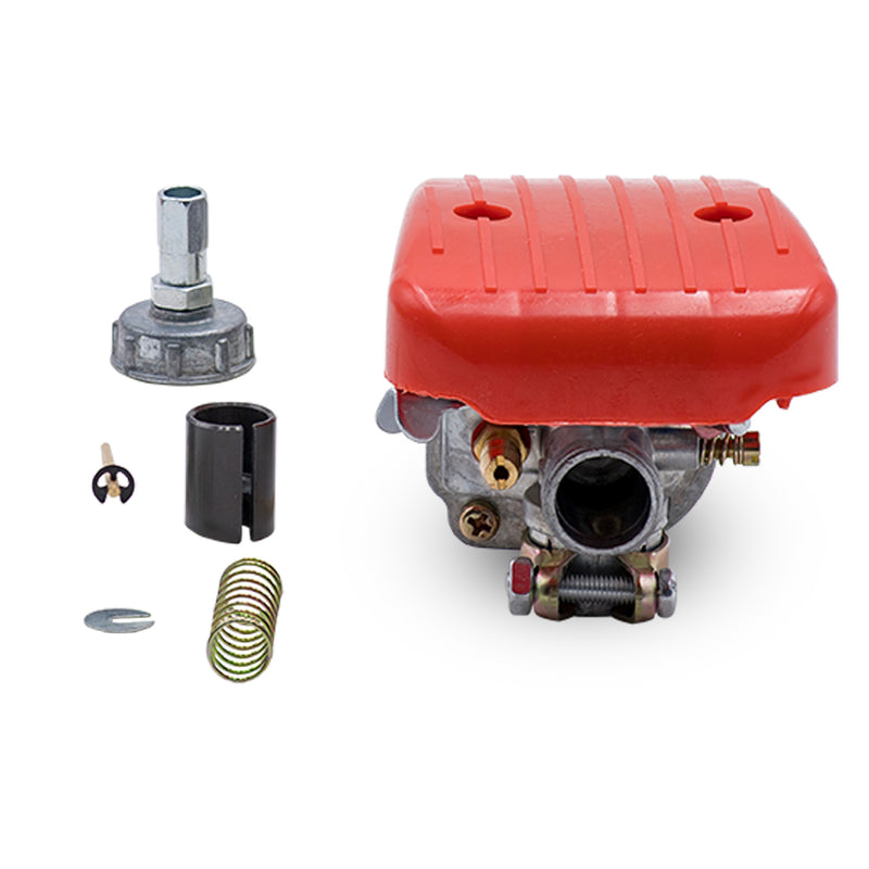 2-STROKE SPEED CARBURETOR - Throttle Housing