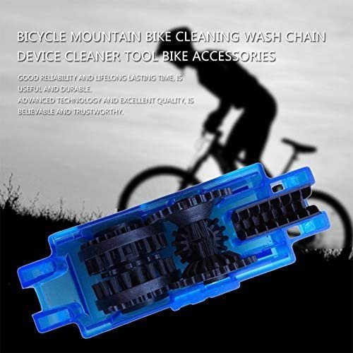 BBR Tuning Chain Cleaner Tool - Uses