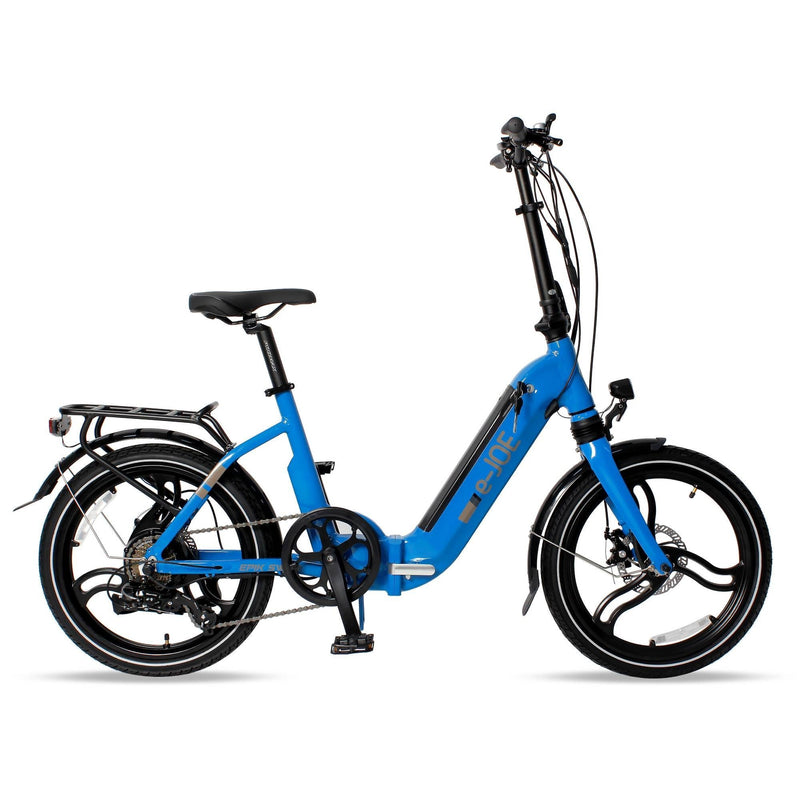 E-Joe XV 500W EPIK Swan Folding blue side