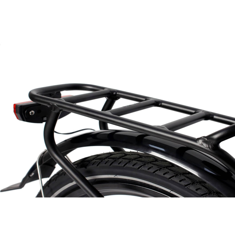 E-Joe XV 500W EPIK Swan Folding rear rack