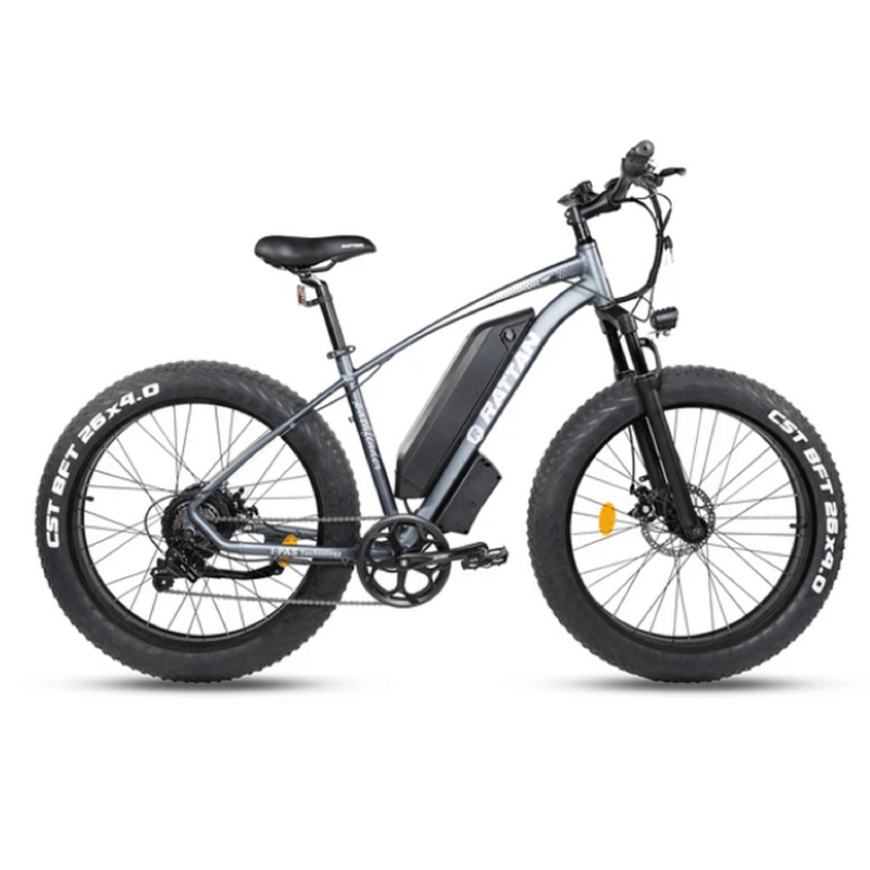 Electric Bike Rattan Pathfinder Grey