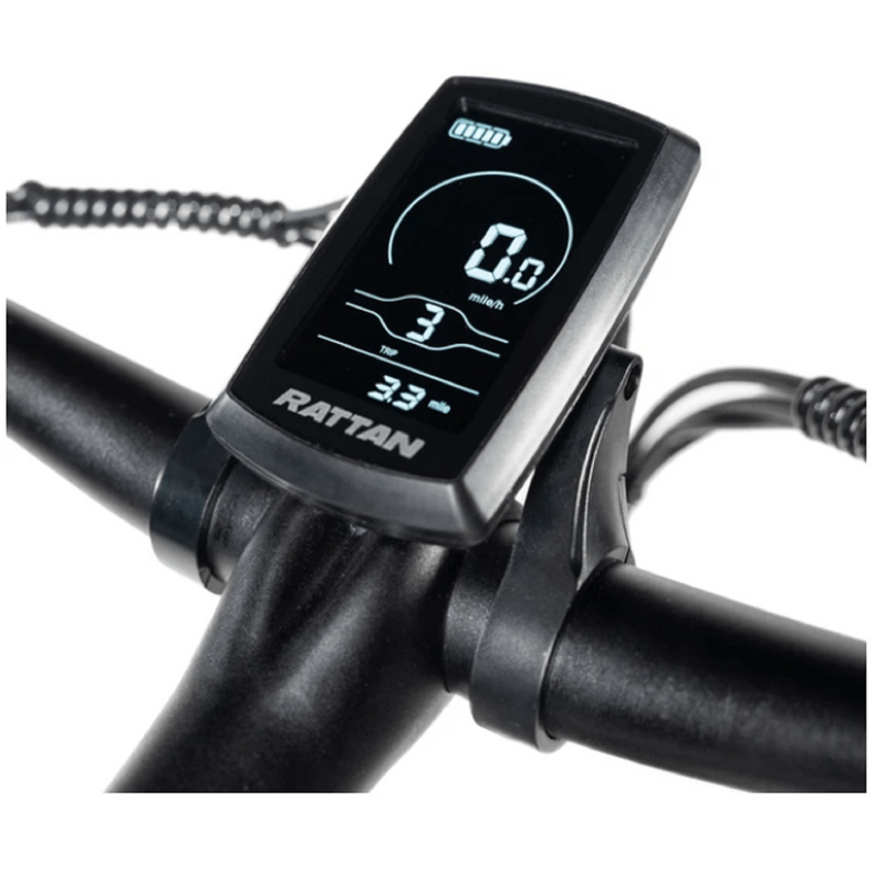Electric Bike Rattan Pathfinder Speedometer