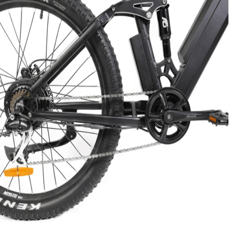 Eunorau 350W 36V UHVO All Terrain Full Suspension 3.0 Mountain derailer