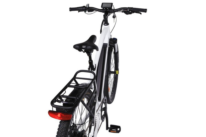 T4B 350W Hiko Enduro Hard Tail City rear rack
