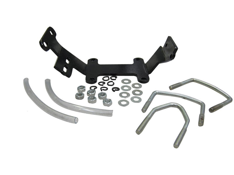 Motorized Bicycle Offset Wide Frame Chopper Mount Kit - 6mm - parts
