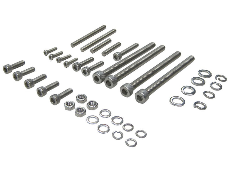 BBR TUNING COMPLETE PIECE HEAVY DUTY ENGINE KIT STUF SET 6MM - long profile
