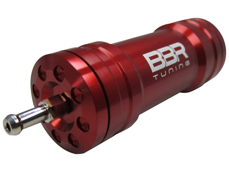 BBR Tuning Single Boost Bottle Induction Kit - red connection