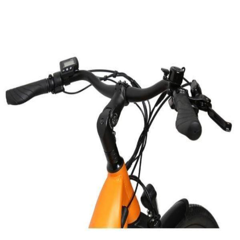 E-Joe 750W JADE Comfort Cruiser handle bars