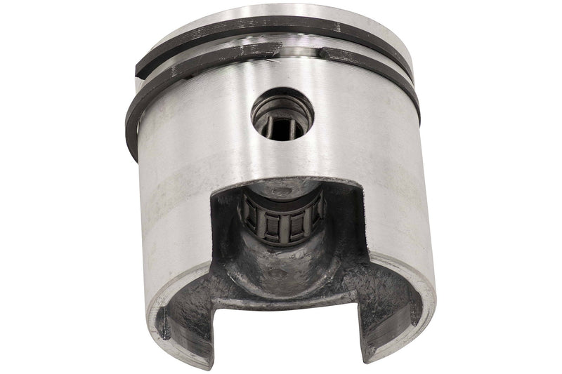 PISTON RETAINING CLIPS - In use on piston