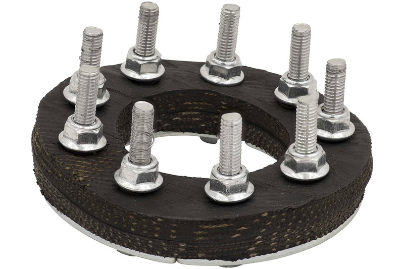 SPROCKET CLAMP ASSEMBLY - Bottom profile