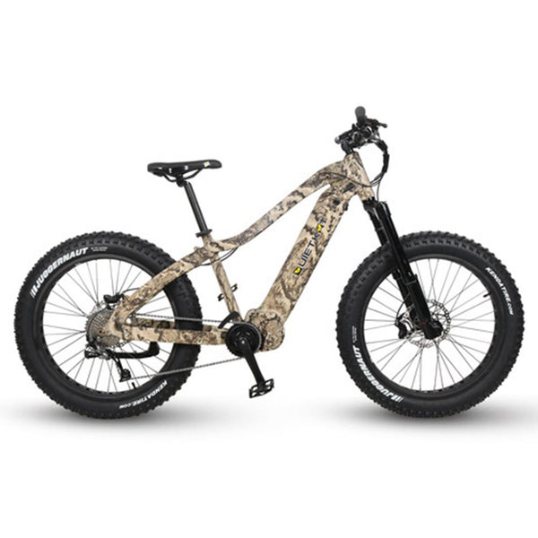 QuietKat Apex Fat Tire Mountain Electric Bike