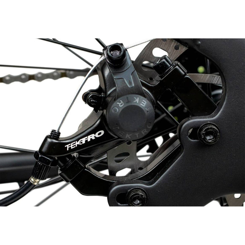 Rambo 750W Savage Black - rear brake caliper